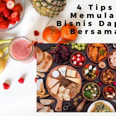4 Tips Penting Dalam Memulai Bisnis Dapur Bersama