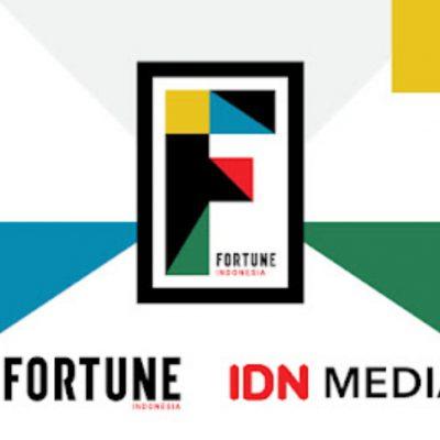 Kolaborasi IDN Media dan Fortune Indonesia