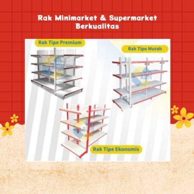 Rak Minimarket Berkualitas? PT ASIK Jagoannya