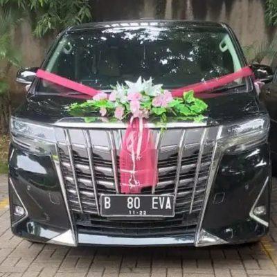 Sewa Mobil Pengantin Premium di Jakarta